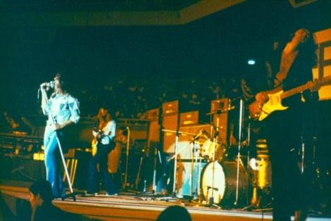 Britânicos tocaram no Festival Hall, em Osaka, e no Budokan, em Tóquio