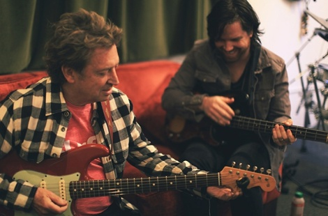 Andy Summers e Rob Giles
