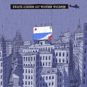 Capa do álbum Existe Alguém Aí? foi criada pelo premiado ilustrador Eloar Guazzelli