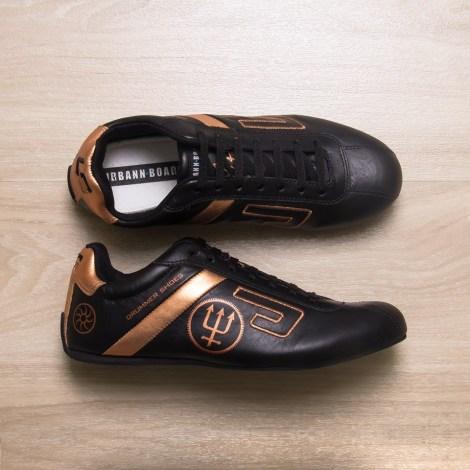 Nanotecnologia é empregada no calçado de Peart, desenvolvido pela Urbann Boards