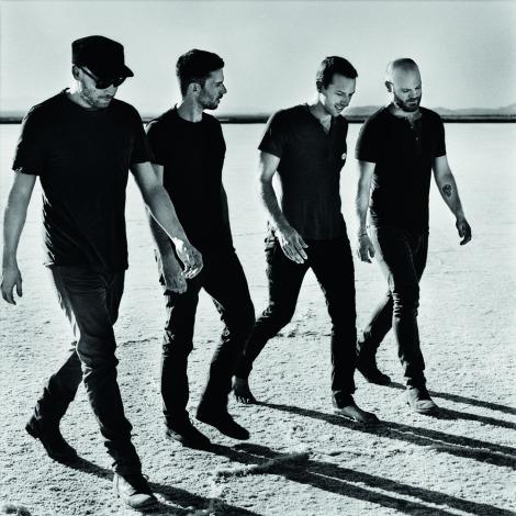 Coldplay (Foto: Anton Corbijn)