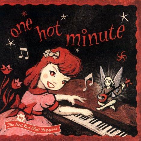 Capa de One Hot Minute (Foto: Reprodução)