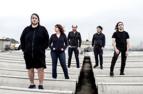 Banda paulistana está lançando seu 2º álbum de estúdio (Foto: Marina Hungria)