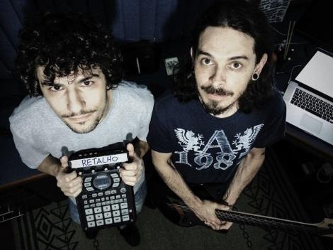 Duo mescla eletrônico com diferentes ritmos (Foto: Willian Samuray)