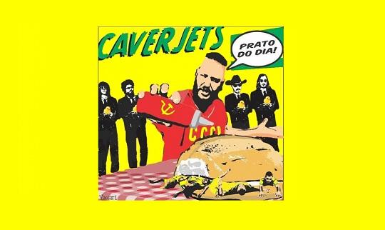Caverjets - Prato do Dia